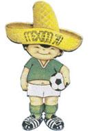 历届世界杯吉祥物设计欣赏