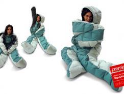睡袋設計欣賞