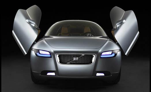 Volvo3CC概念车设计
