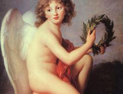 法國著名女畫家Elisabeth的繪畫作品(2)