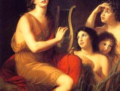 法國著名女畫家Elisabeth的繪畫作品(3)