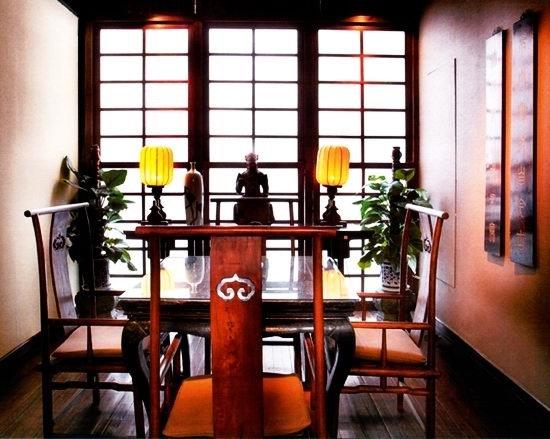 中国风格室内设计欣赏 - 设计之家