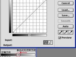 PHOTOSHOP曲線的調整教程(1)
