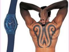 SWATCH手表广告创意欣赏