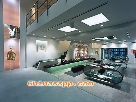 PLAYBOY专卖店卖场形象设计