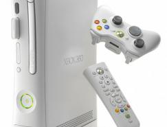 XBox360游戏机设计欣赏