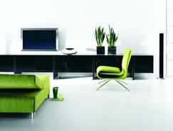WernerAisslinger的家具設計