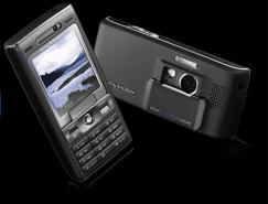 SonyErissonK800C手机设计