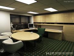 韩国室内设计效果图欣赏(4)
