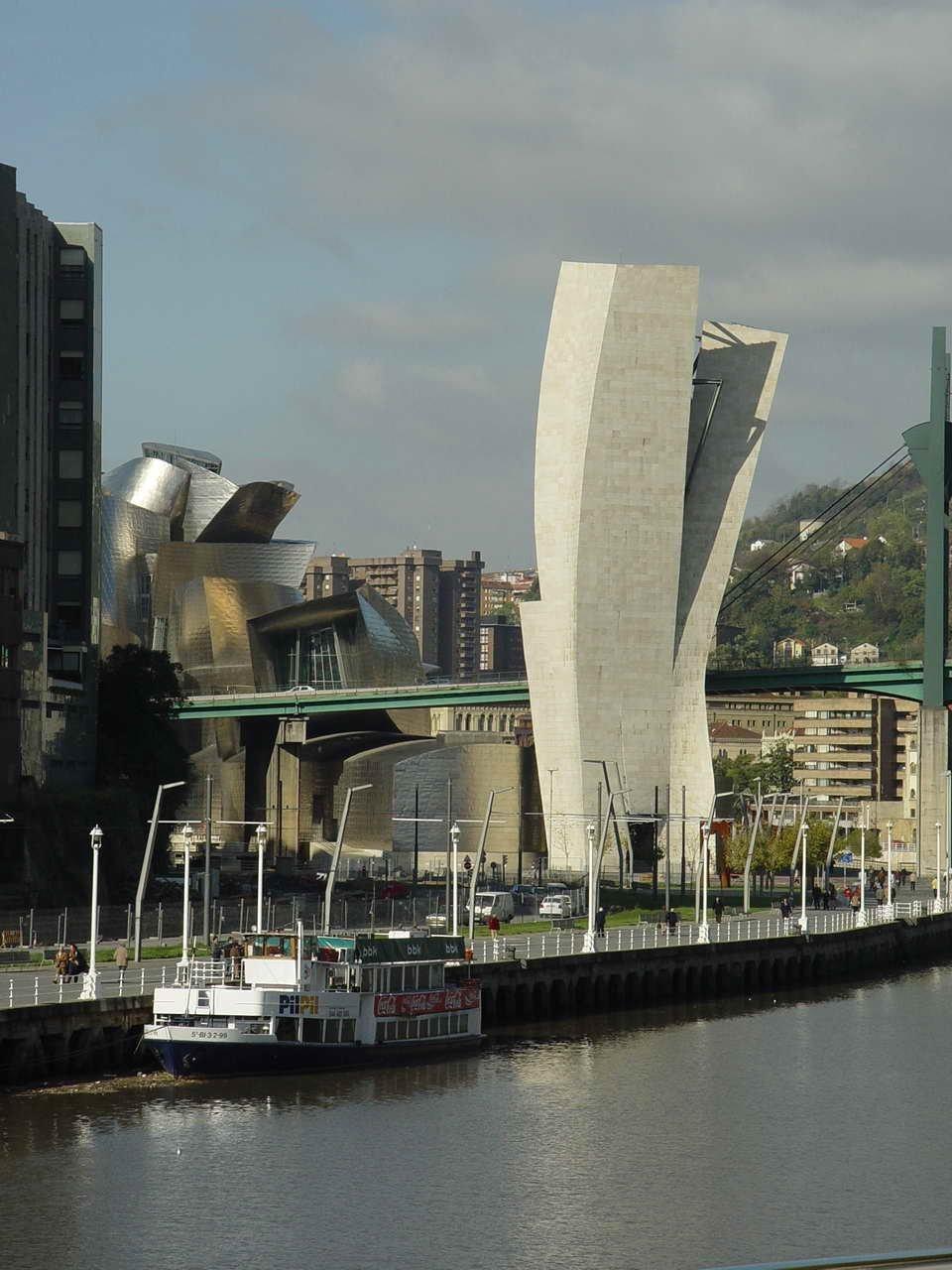 国际资讯_西班牙古根海姆博物馆(2) - 设计之家