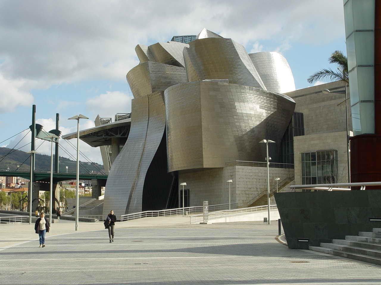 重要资讯_西班牙古根海姆博物馆(7) - 设计之家