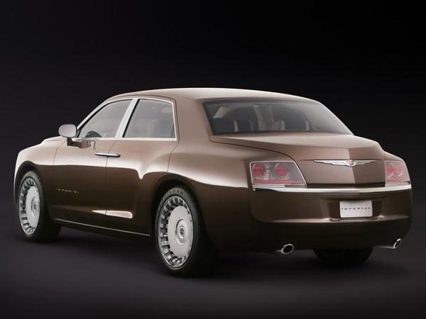 克莱斯勒Imperial概念车设计