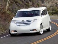 豐田F3R概念車設計