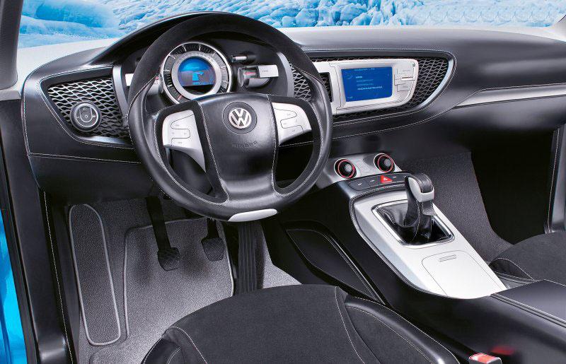 德国大众概念车ConceptA设计