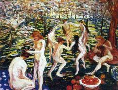著名画家潘玉良绘画作品欣赏