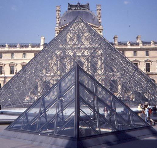 贝律铭金字塔手绘图