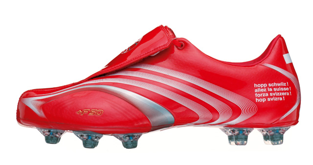 adidas为世界杯设计的运动鞋