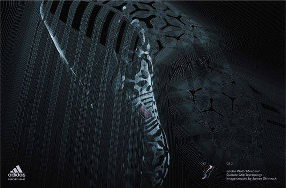 adidas创意广告欣赏(6)图片