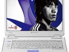 06世界杯纪念笔记本电脑设计