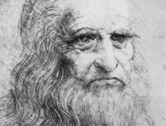 文艺复兴巨匠达·芬奇作品
