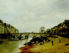 法国印象派绘画大师作品之雷皮那