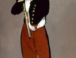 法国印象派绘画大师作品之爱德华·马奈