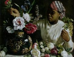法国印象派绘画大师作品之巴齐耶