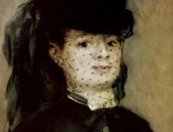 法国印象派绘画大师作品之雷诺阿