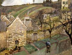 法国印象派绘画大师作品之毕沙罗