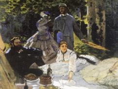 法国印象派绘画介绍