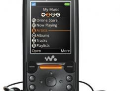索爱SonyEricssonW850I手机设计