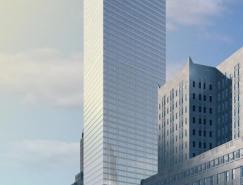 纽约的环保办公楼正在兴起