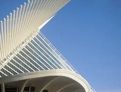 创新建筑大师圣地亚哥·卡拉特拉瓦作品