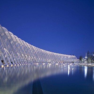 体育资讯_创新建筑大师圣地亚哥·卡拉特拉瓦作品(3) - 设计之家