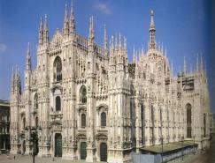 欧洲中世纪教堂建筑艺术