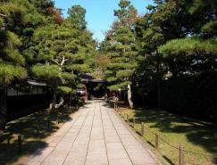 日本園林之橫濱三溪園