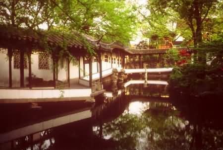 中國園林之蘇州古典園林