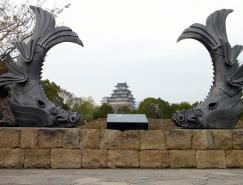 日本園林之姬路城(Himeji-jo)