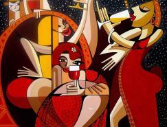 ALFREDOLOPEZ的绘画作品