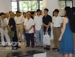 """湖南有史以來最高水準的當代藝術展開幕--""""出湖入湘""""當代藝術展在銳锝畫廊"""