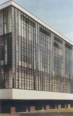 现代建筑大师系列之瓦尔特·格罗皮乌斯(WalterGropius)