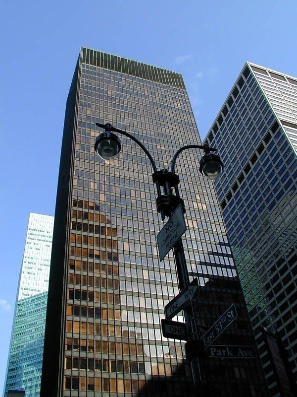 现代建筑大师系列之密斯·凡德罗(Ludwig Mies Van der Rohe)