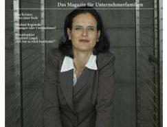 hanauer杂志设计
