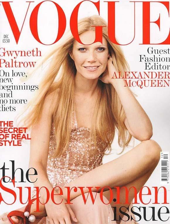 时尚杂志vogue封面设计欣赏(4)