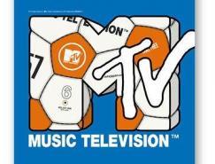 MTV电视台杂志封面设计
