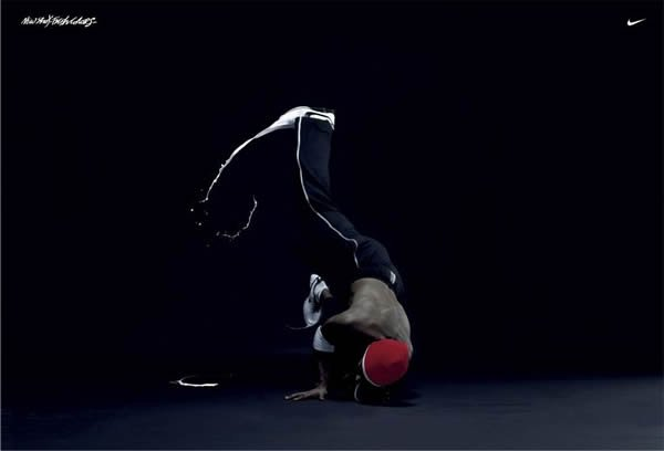 nike运动鞋创意广告欣赏(3)图片
