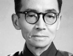 中国建筑大师梁思成