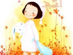 Painter韩国插画上色教程