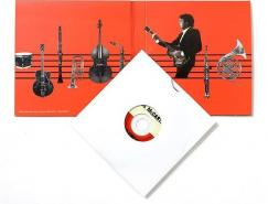 Shrinedesign的CD包装澳门金沙真人