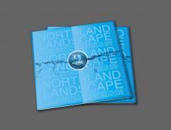 北国风光楼书设计